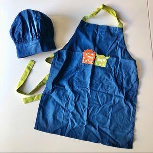 Circo Chef Hat & Apron set Kids Costume Dress-up